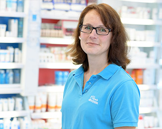 PTA Andrea Meier - Beratung und Verkauf, Kompressionstherapie, Dermofachberaterin, individuelle Rezepturen, Labor, Tierarzneimittel