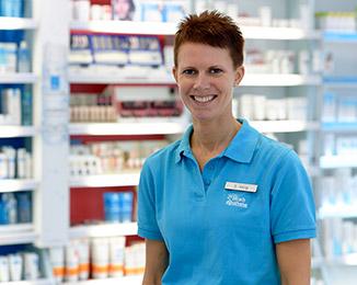 PTA Sarah Karg - Beratung und Verkauf, Kompressionstherapie, Dermofachberaterin, individuelle Rezepturen, Labor, Pflegehilfsmittel